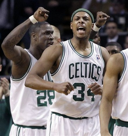 Boston Celtics Forwards