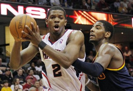 Joe Johnson, Kyrie Irving