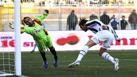 Juventus Matri Scores