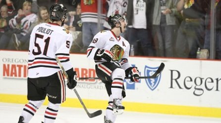 Nic Petan's power-play hat trick leads Winterhawks to 5-1 win that pushes Kelowna to the brink of elimination