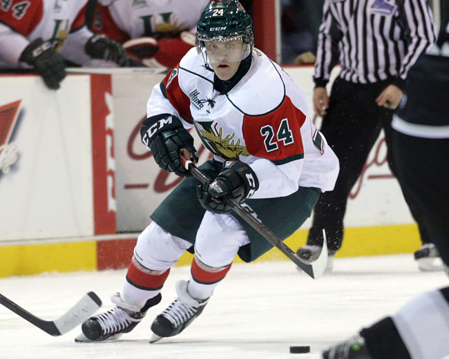 NHL draft tracker: Nikolaj Ehlers, Halifax Mooseheads
