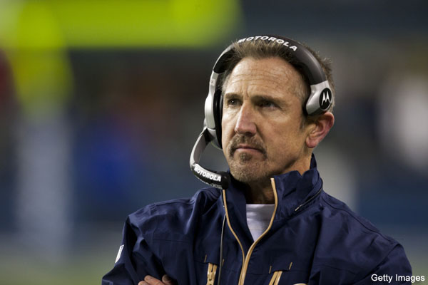 Report: Steve Spagnuolo out in St. Louis