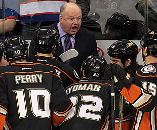 Ducks GM puts 'for sale' signs on everyone but Selanne, Koivu - Puck Daddy  - NHL Blog - Yaho…