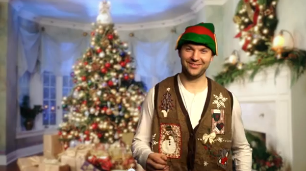 The ten best moments in the Chicago Blackhawks holiday video