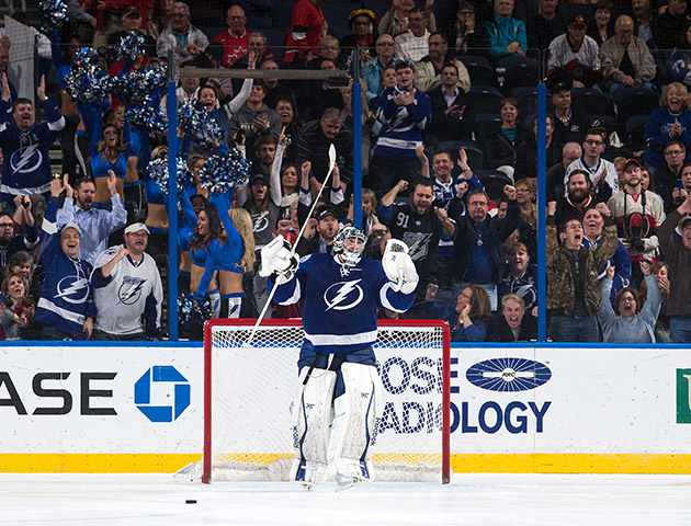 Ben Bishop, Vezina Trophy frontrunner