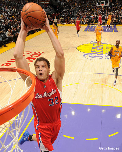 Los Angeles Clippers 2011-12 Season Preview