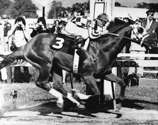 Secretariat given Preakness Stakes record 39 years after race