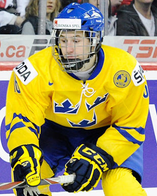 NHL draft tracker: Filip Forsberg, Leksands IF
