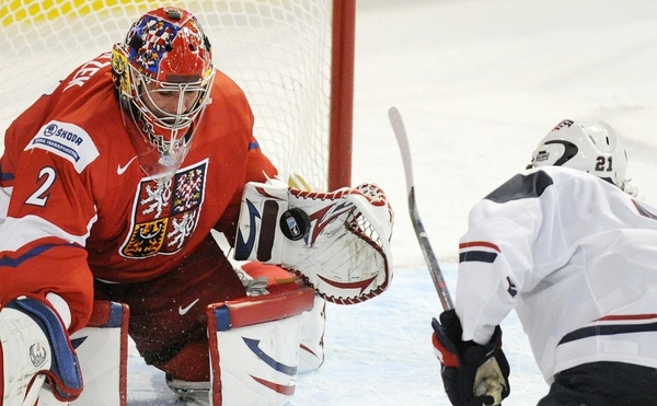 WJC2012: Mrazek steals the show, game against Team USA