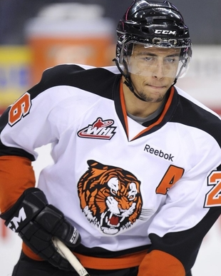 WHL: Tigers' Emerson Etem on a renewed scoring tear