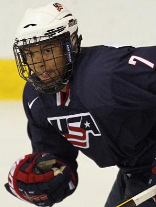 Seth Jones, top NHL draft prospect, on fence between Everett Silvertips, North Dakota
