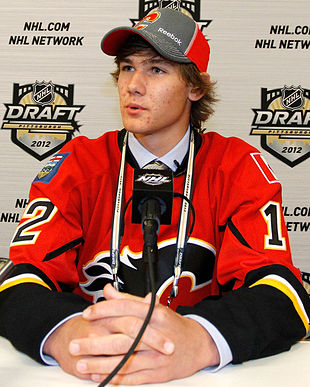 2012 NHL draft: Calgary Flames&#8217; Mark Jankowski goes from obscurity to first-round choice