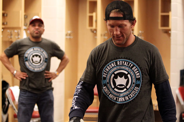 Switching camps: Gray Maynard's move from Xtreme Couture to AKA
