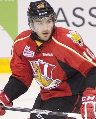 NHL draft tracker: Jeremy Gregoire, Baie-Comeau Drakkar
