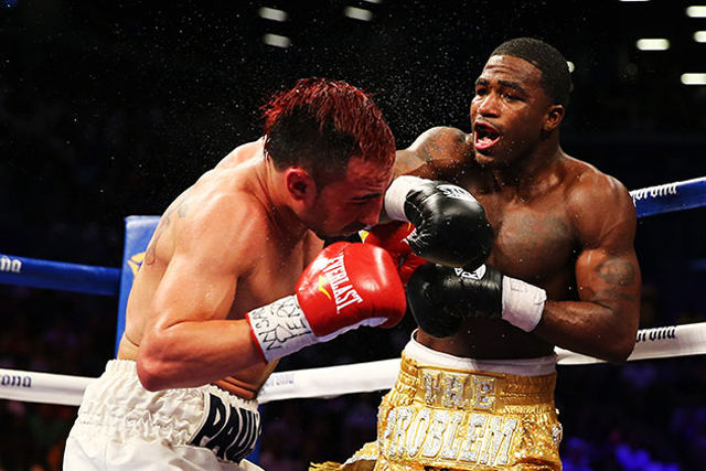 Adrien Broner hits a grand slam for Showtime, has the two most-watched cable fights of 2013