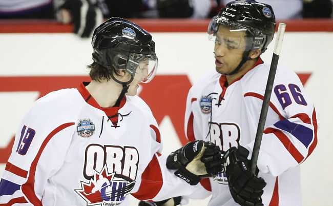 Jared McCann scores decider for Team Orr, capping solid night: Top Prospects Game 3 Stars