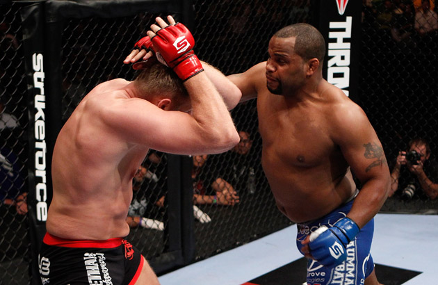 Daniel Cormier still needs an opponent for Strikeforce bout