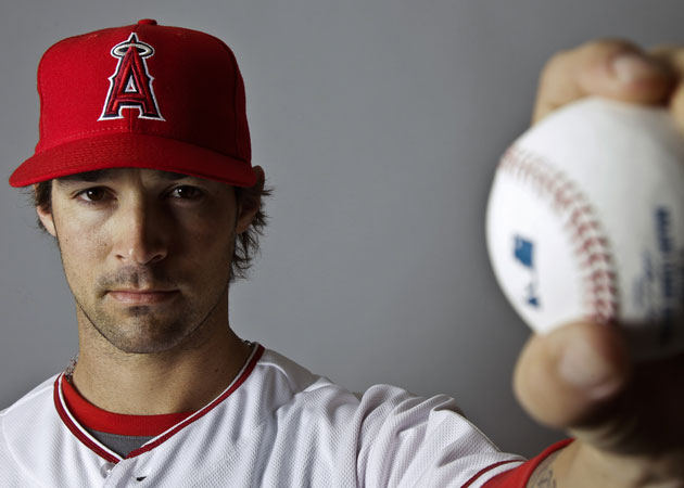 Ask Alex: Who will be the Angels' ace in 2012 — Jered Weaver, Dan Haren or C.J. Wilson?