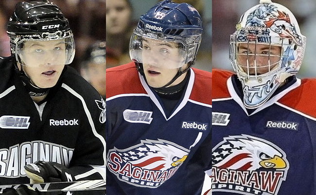 Saginaw Spirit didn't stand Pat in off-season: OHL Burning Questions