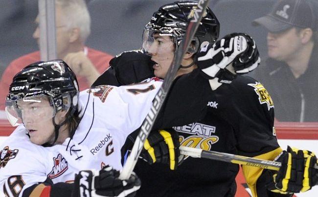 NHL draft tracker: Eric Roy, Brandon Wheat Kings