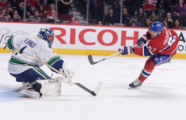 Max Pacioretty gets two penalty shots in two minutes, blows them both (Video)