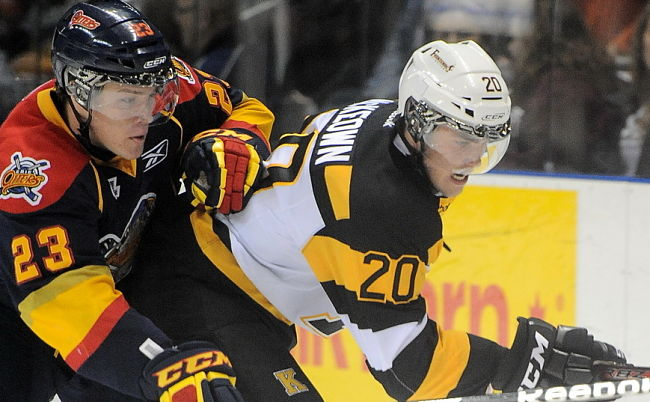 Kingston Frontenacs have genuine cause for optimism amid a long rebuilding process