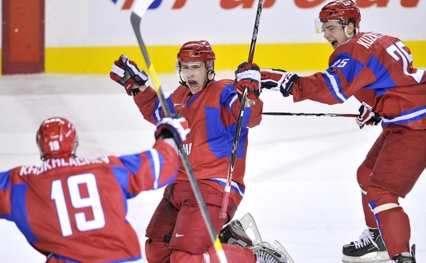 WJC: Russians Feel More Stress-tested Than Canada
