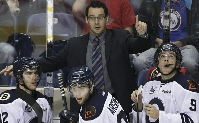 Eric Veilleux won't return to Shawinigan bench next season