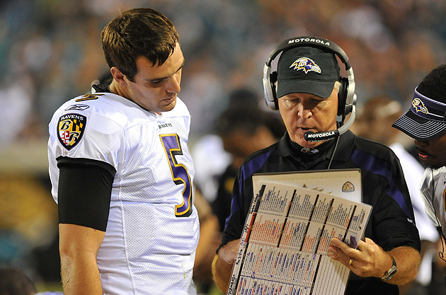 Experts agree: Flacco not the only problem with Ravens' passing game