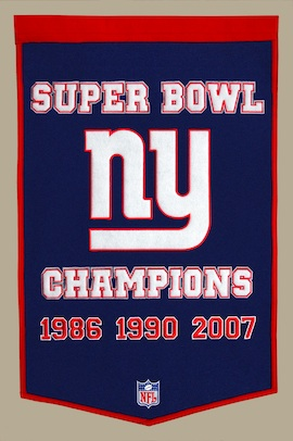 Jets upset Giants by putting curtains over Super Bowl logos