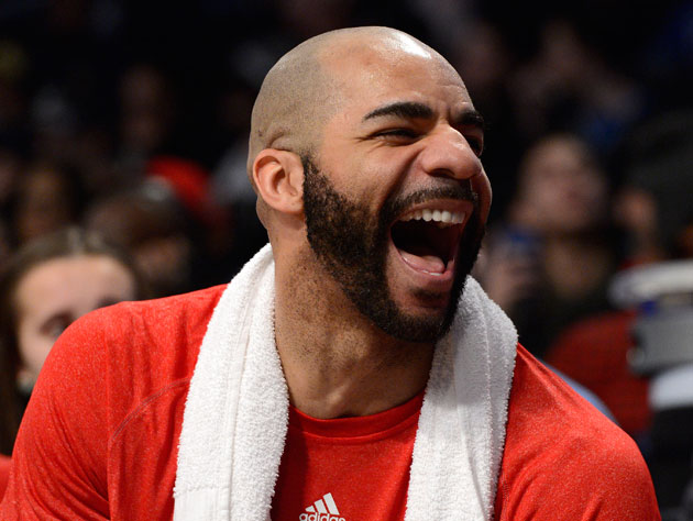 Carlos Boozer on his benchings: 'I do want to be out there in the fourth quarter. Let's make that clear'