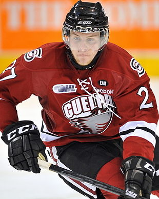 NHL draft tracker: Tanner Richard, Guelph Storm