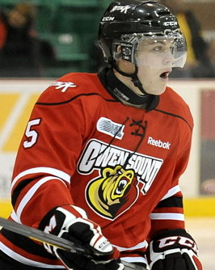 NHL draft tracker: Jake Dotchin, Owen Sound Attack