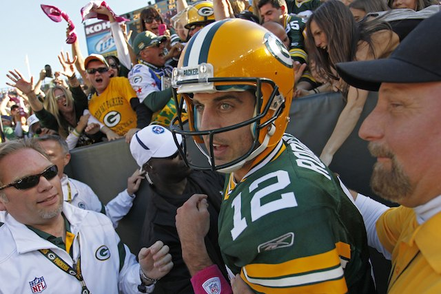 Wisconsin state assembly passes resolution declaring 12/12/12 as 'Aaron Rodgers Day'