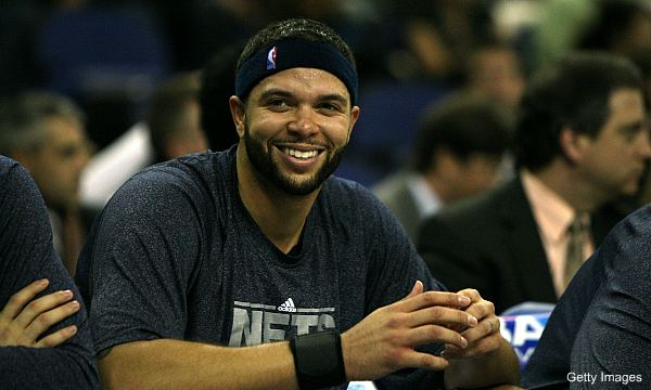 Deron Williams already wants more players for the Nets