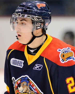 Draft tracker: 5 questions with Adam Pelech, Erie Otters