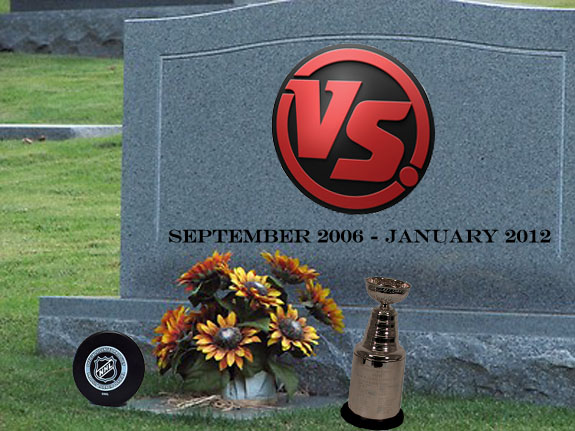 Eulogy: The 12 things we'll miss about the VERSUS network