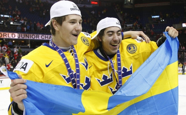 WJC2012: Zibanejad gives Swedish hockey &#8216;biggest win&#8217; since Turin Olympics