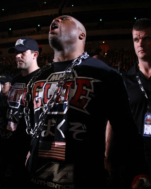 Reader rants: Cagereaders speak up on 'Rampage,' ranking weight classes and fighter excuses
