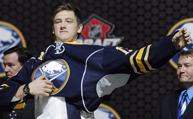 Buffalo Sabres say Nikita Zadorov could stay 'right until the 82-game cutoff'