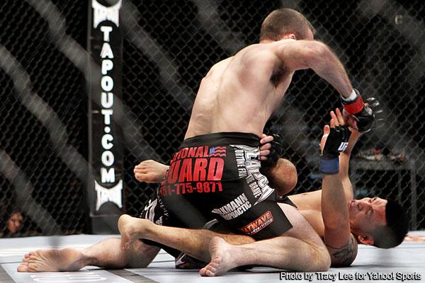 UFC 141 opener: Nunes gets past Gamburyan, Volkmann escapes Escudero