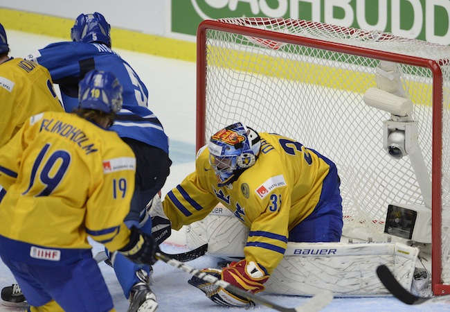 World junior championship 3 Stars: Blue-clad Ristolainen and Saros give golden performances