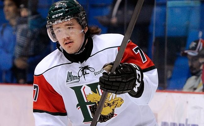 Val-d'Or Foreurs' Vincent Dunn faces suspension for racial remark toward Halifax Mooseheads' Trey Lewis, who accepts his apology