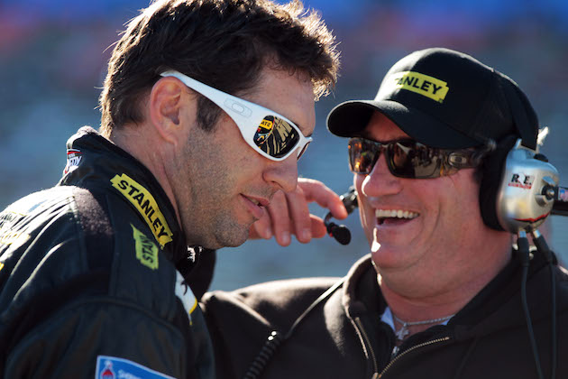 Todd Parrott back in the Sprint Cup Series, will crew chief for Tommy Baldwin Racing