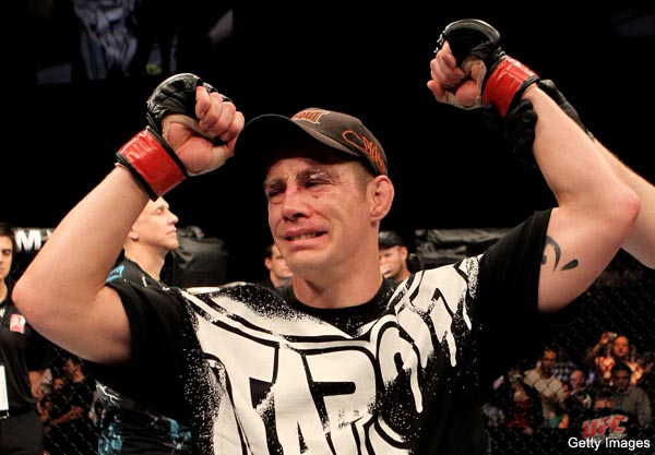 Duane Ludwig gets Christmas present from UFC: Fastest KO record