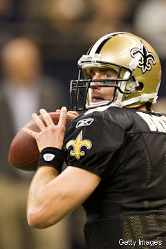 MVP: The case for Drew Brees