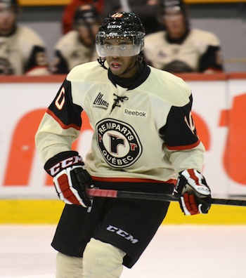 Remparts continue roll with Anthony Duclair's seven-point night: Thursday's 3 Stars