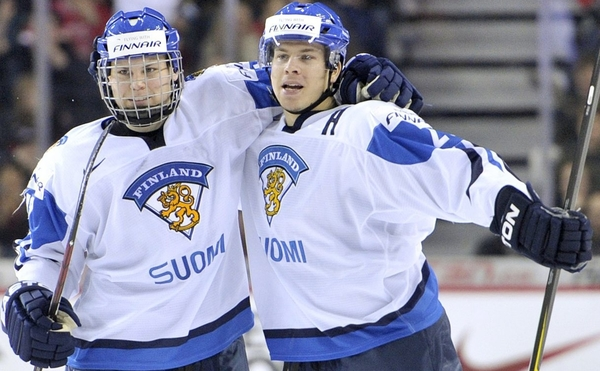 WJC2012: Finland ready to resume rivalry with Sweden