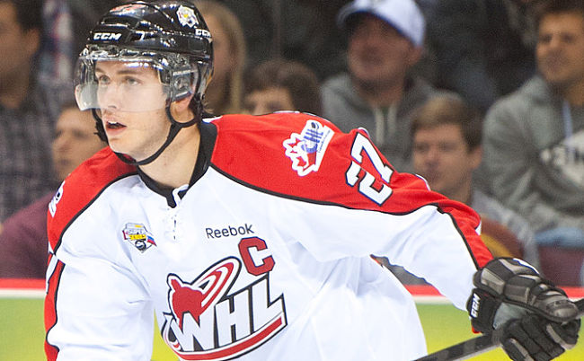 Ryan Murray to have shoulder surgery, WHL days surely over