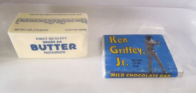 Why I&#8217;ve saved a Ken Griffey Jr. chocolate bar for almost 20 years